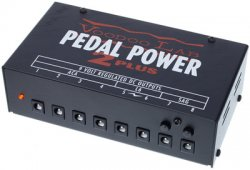 Voodoo Lab Pedal Power 2 Plus Universal Netzteil