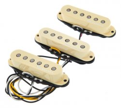Fender Hot Noiseless 3er Pickup Set